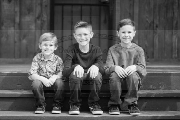 Gina's Boys