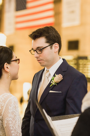Grand Central Elopement - Irene & Robert-10