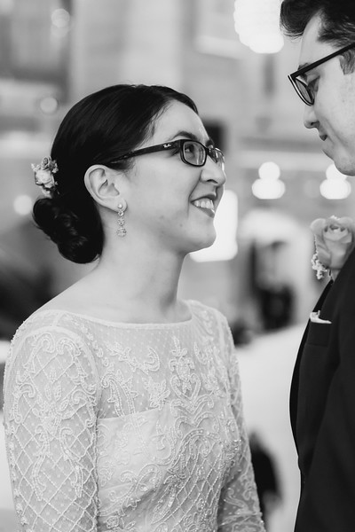 Grand Central Elopement - Irene & Robert-7