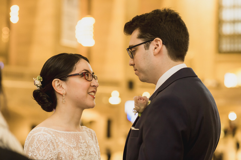 Grand Central Elopement - Irene & Robert-12