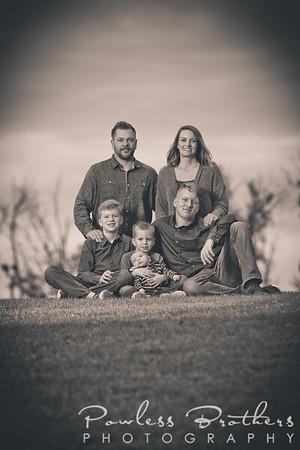 Gustafson Family Portraits 2019