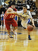 02/27/09<br /> Lyons Township HS<br /> <br /> Hinsdale Central at Lyons Township boys varsity basketball.<br /> <br /> Scott Hardesty/On Multimedia Group, LLC