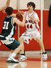 12/05/08<br /> Hinsdale Central HS<br /> <br /> Glenbard West vs Hinsdale Central boys freshman basketball.<br /> <br /> Scott Hardesty/www.starphotos.us