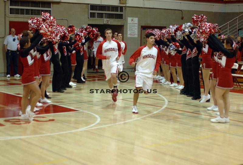 12/05/08<br /> Hinsdale Central HS<br /> <br /> Glenbard West vs Hinsdale Central boys <br /> varsity basketball.<br /> <br /> Scott Hardesty/www.starphotos.us