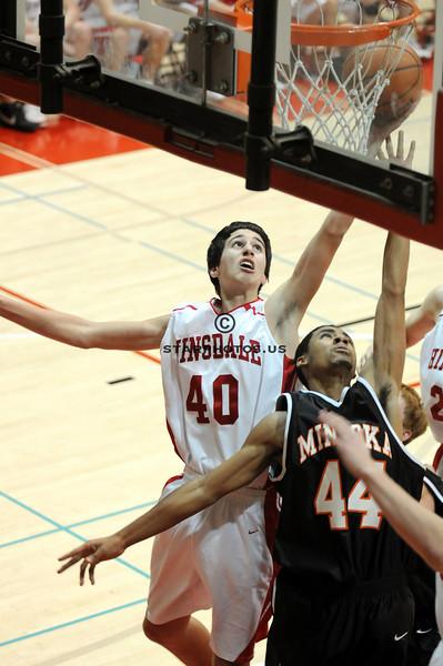 01/06/09<br /> Hinsdale Central HS<br /> <br /> Hinsdale Central soph boys basketball vs Minooka<br /> <br /> Scott Hardesty/www.starphotos.us