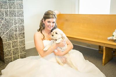 Hannah & Barry's wedding day at Faith Lutheran Church, the Arboretum & Keeneland, Lexington, KY 6.27.15.