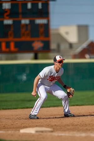 EHS Baseball vs Civic Memorial