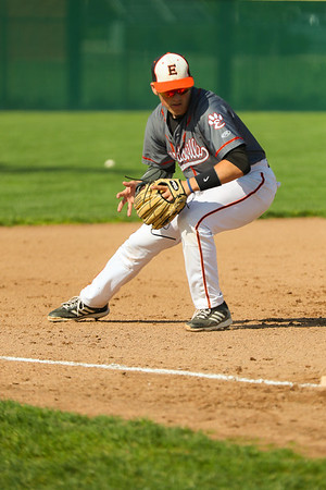 EHS Baseball vs Collinsvile