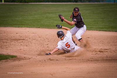 EHS Baseball vs Normal West