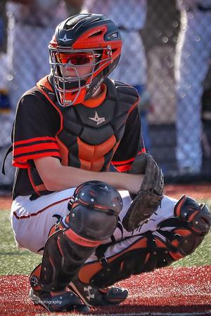EHS Baseball_vs Orland Park Sandburg