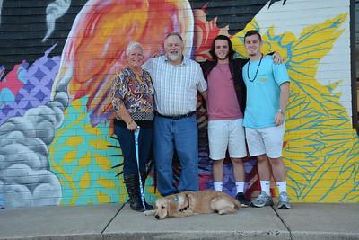 Hinson family portraits 2017