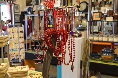 Red Beads 1 Horizontal