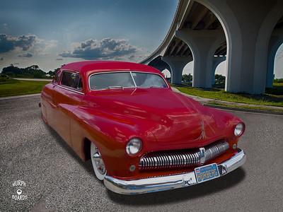 Horberg's 1950 Mercury