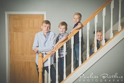 Howe Family Portraits 2019