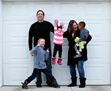 Hrbacek Family