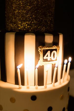 Hush Mayfair 40th Celebrations