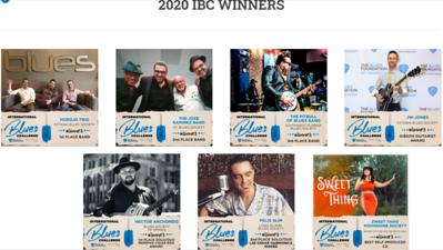 International Blues Challenge Finals 2020