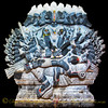 Sri Astamukha Gandabherunda Narasimha Swamy Vigraham (ICCT)