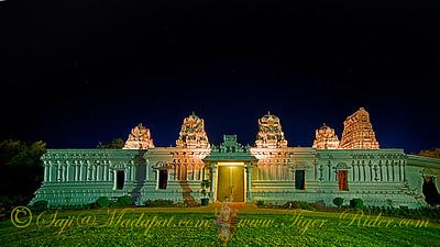 India Cultural Center & Temple, Memphis, TN, USA