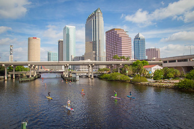 Gasparilla Stand Up Paddle Board