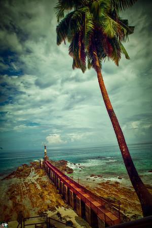 Ross Island Light House - Andaman