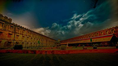 KalaPani (Cellular Jail) in MoonLight -  PortBlair, Andaman