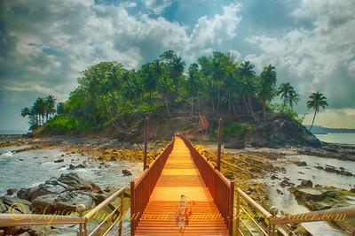 Long, Long, Journey to History, Rose Isaland, Andaman