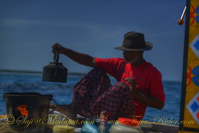 Chaiwalla in Arabian Sea - Laccadive