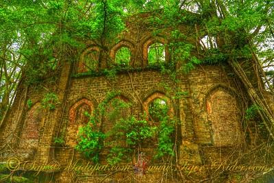 Ruins of Ross Island - Andaman