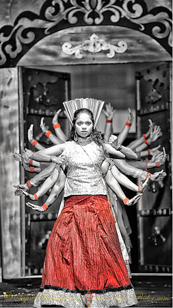 Thousand Hands of India