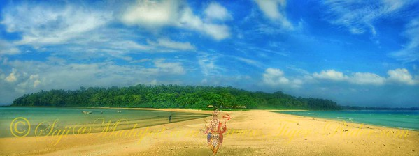 Ross and Smith Islands, Diglipur, Andaman