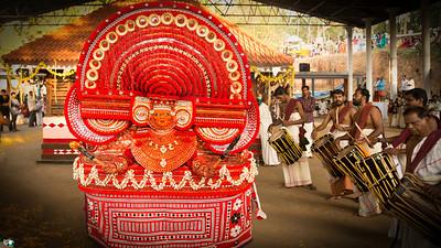 Muchilott Bhagavthi - Theyyam