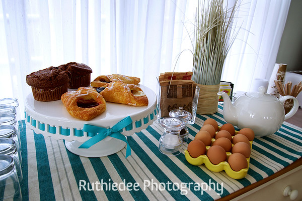 Breakfast nook~