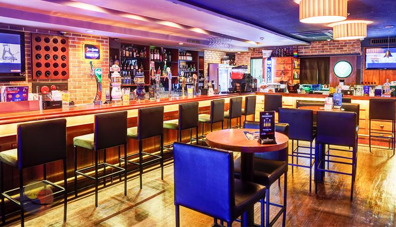 Bar Service area