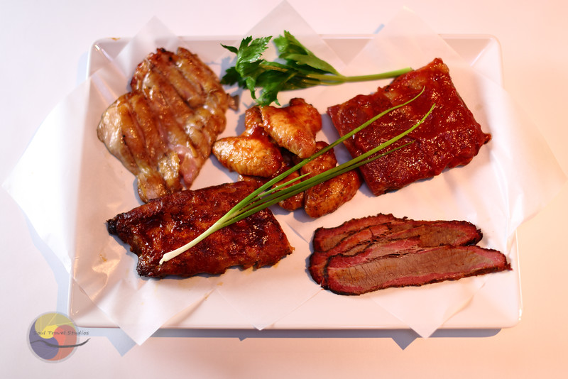 Meat Platter Plating book