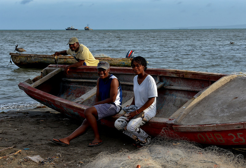 Fishers, Old Harbour, Jamaica