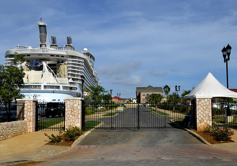 Oasis of the Seas, Falmouth, Jamaica