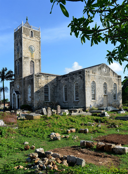 St Peters Anglican Church, Falmouth, Jamaica