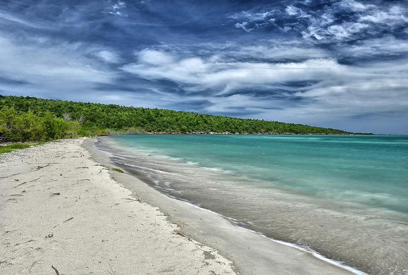 Manatee Bay, Portland Bight Protected Area, Jamaica, by Ted Lee Eubanks.