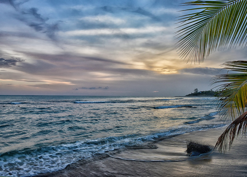 Treasure Beach, Jamaica, by Ted Lee Eubanks.
