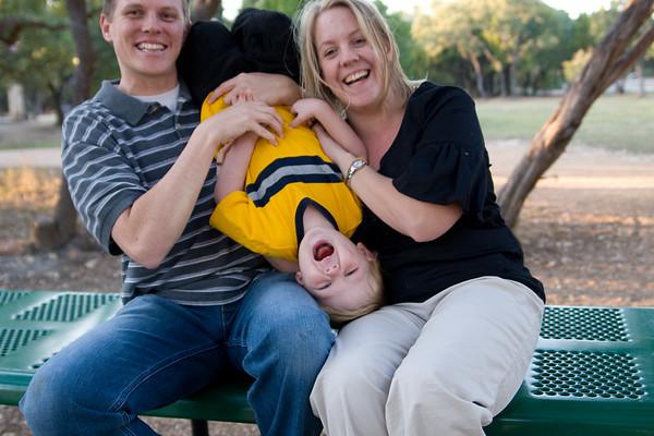 Jeffrey Family - November 20, 2008