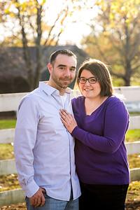 Jen & Matt's engagement session at Shaker Village in Harrodsburg, KY.  © 2015 Love & Lenses Photography  www.loveandlenses.photography