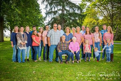 Jessica Barnhart & Family 2019