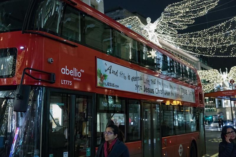 Revelation TV Jesus Quote campaign