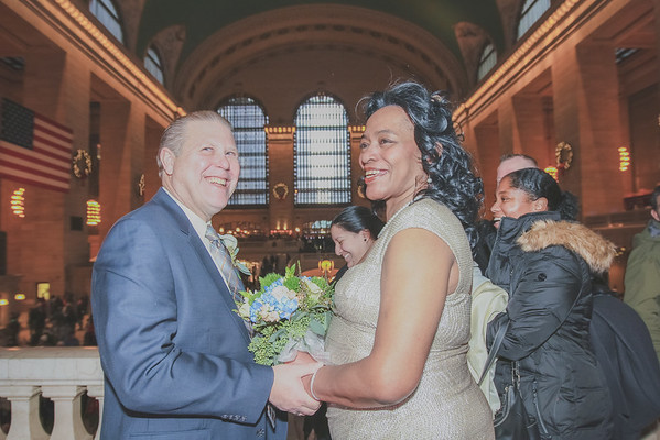 John & Valerie - Grand Central Terminal Elopement-13