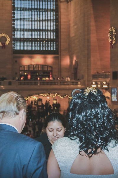 John & Valerie - Grand Central Terminal Elopement-3
