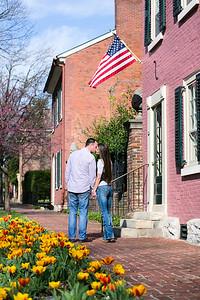Jordan & Brad's at Gratz Park, Keeneland and the Castle Post in Lexington, Kentucky 4.2.17.  © 2017 Love & Lenses Photography/ Becky Flanery   www.loveandlenses.photography