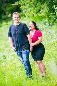 Jordan & Lisa's Engagement-0011