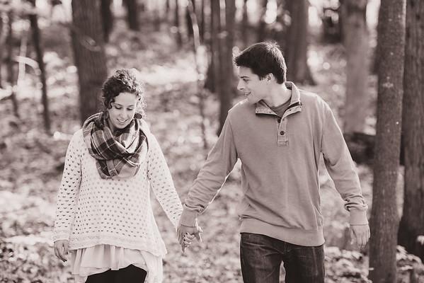 Josh & Elise's Engagement-0001