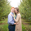"Julie & Carter's engagement session at Evan's Orchard 10.30.15.<br /> <br />  © 2015 Love & Lenses Photography/ Becky Flanery <br /> <br />  <a href=""http://www.loveandlenses.photography"">http://www.loveandlenses.photography</a>"